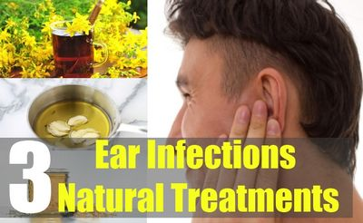 Ear Infection Treatment Steroids may also be used