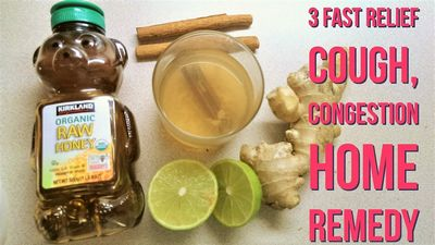 Home Remedies for Cough the worst