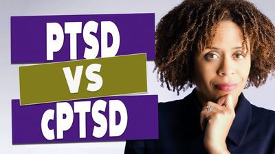 What Is CPTSD? with CPTSD to live